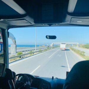 busrejse i tyrkiet